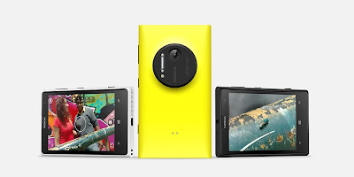 Nokia Lumia 1020- Berita Gadget