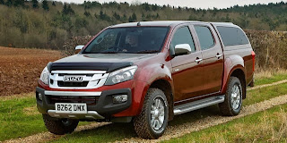 2014 Isuzu D-Max – New Pick Up