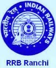 RRB Ranchi 2013