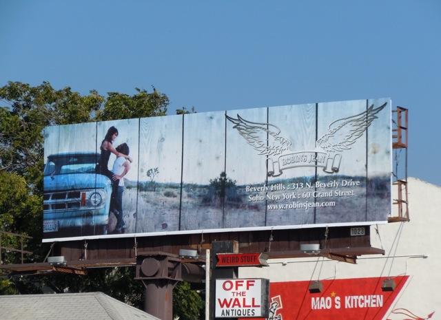 Robin Jeans 2011 billboard