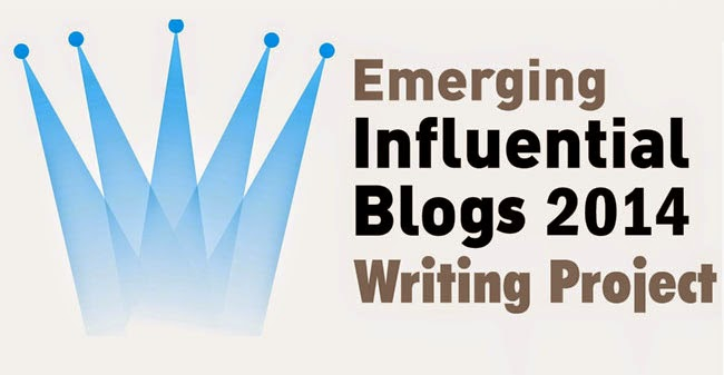 Top 10 Emerging Influential Blogs for 2014 as CEnterTechNews Choices