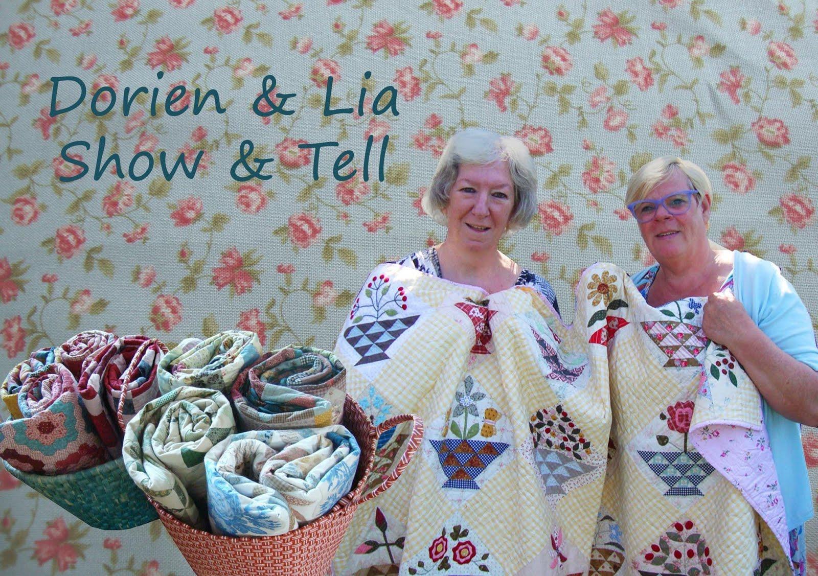 Show and Tell Door Dorien en Lia