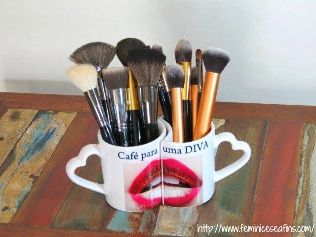 Caneca Café para uma Diva