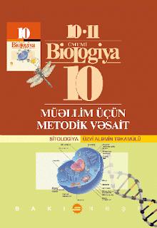 Ümumi Biologiya-10. Müəllim üçün vəsait