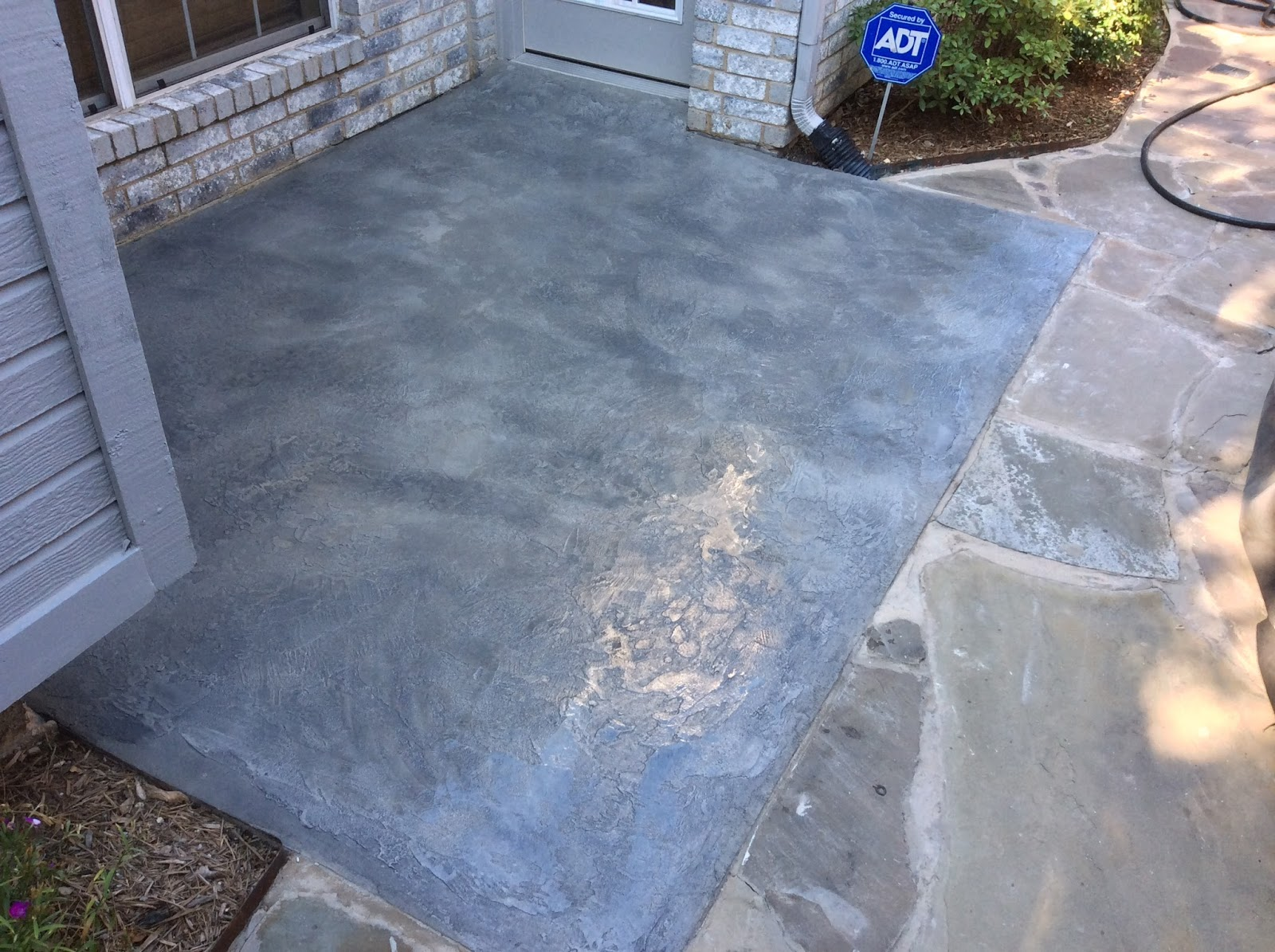 epoxy floor coatings concrete patio resurfacing and staining