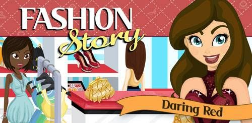 Fashion Story Cheats Android Fashion Story Daring Red Hack