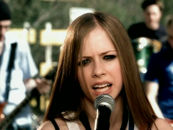 Avril Lavigne Girlfrie... Avril Lavigne Complicated