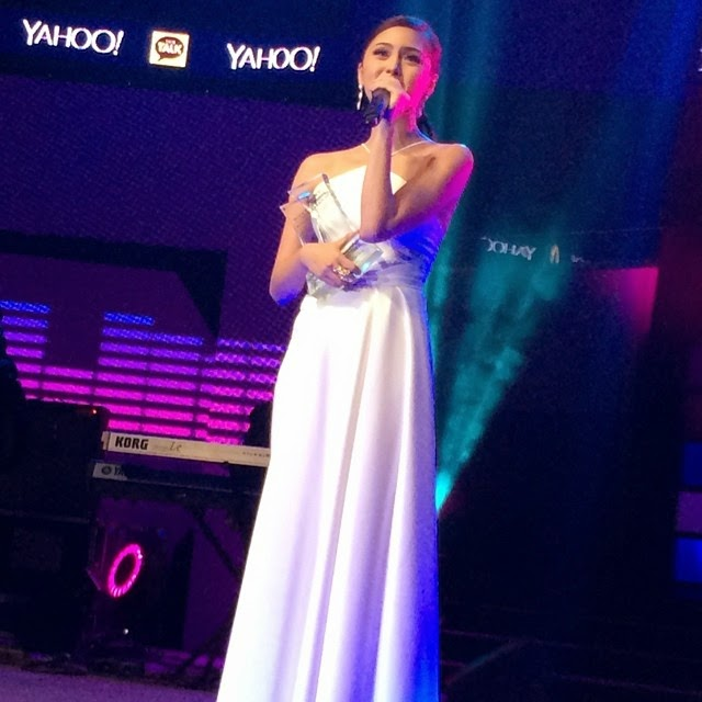 Kim Chiu is Yahoo PH's Celebrity of the Year for 2014