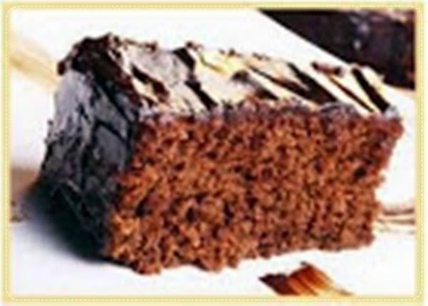 #receita de #bolo de #chocolate de #liquidificador