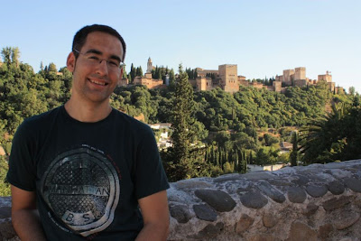 Alhambra de Granada from Sacromonte