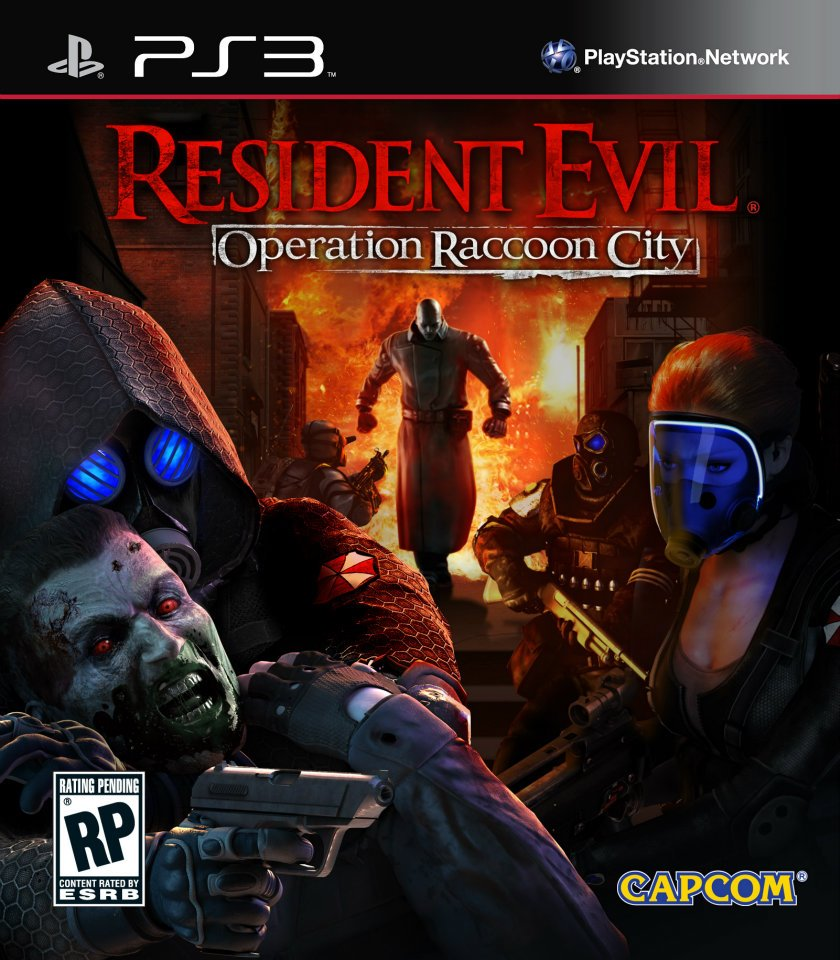 Resident Evil: Operation Raccoon City (Repack) – PS3 (PKG ...