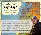 Holy Land Pilgrimage