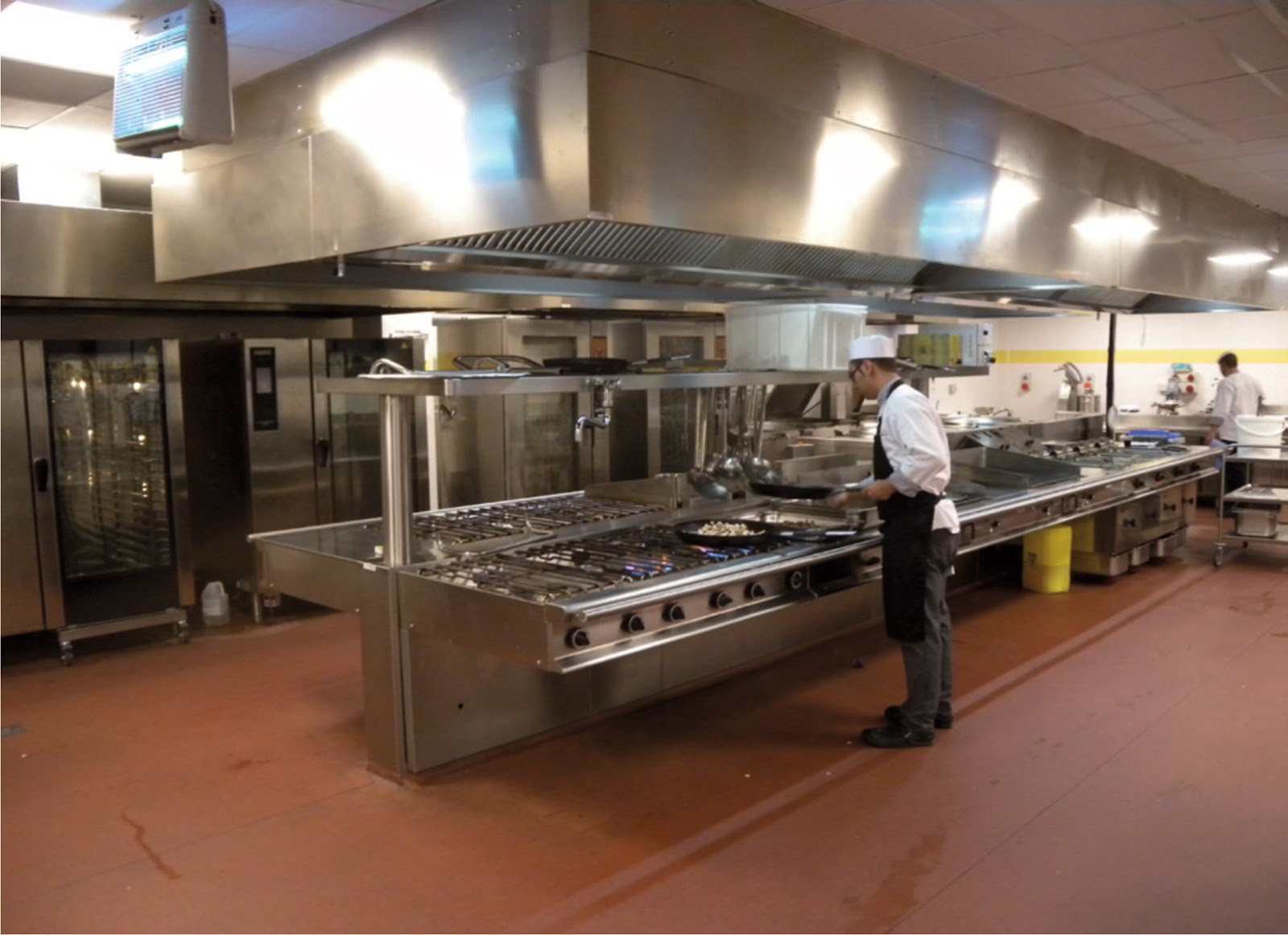 L'IGIENE nelle Cucine Industriali.  Cooking System HygienicLINE