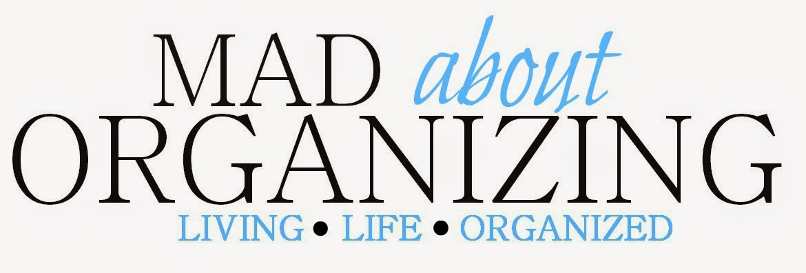 Mad about Organizing