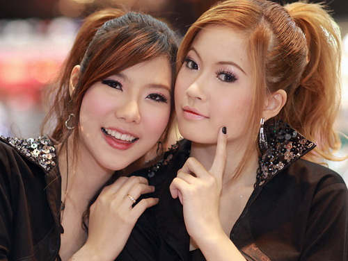 Thai dating show