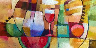 Bodegones Textura Modernos Abstractos
