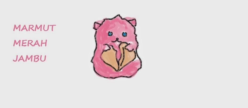 marmut merah jambu radithya dika pink