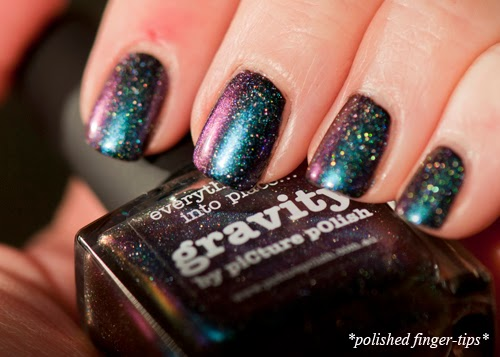 Picture Polish Gravity - natural light