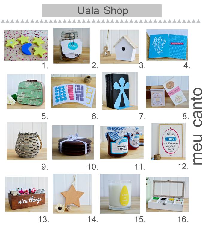 Selección de productos