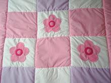 Detalle Cobertor bebita