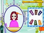 Cắt tóc theo yêu cầu, chơi game cắt tóc online