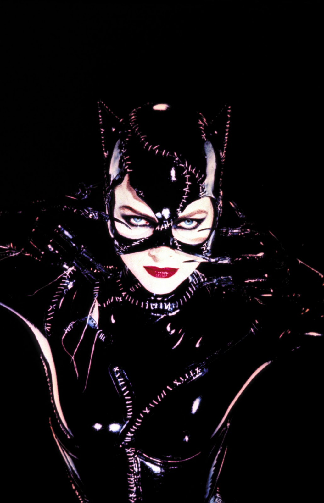 Michelle Pfeiffer Batman Returns Catwoman