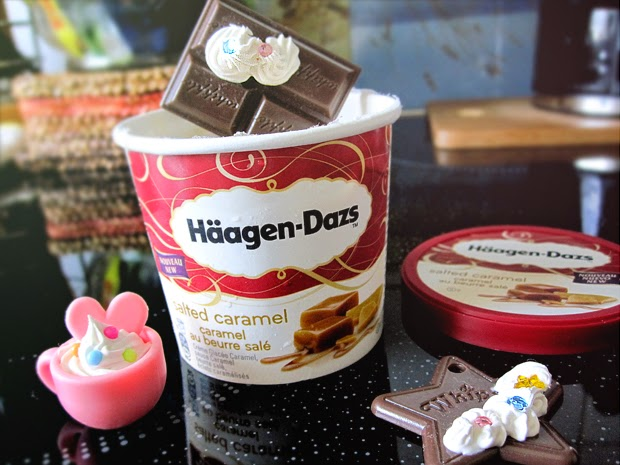 Haagen Das Nint Chocolate Ice Cream Cake