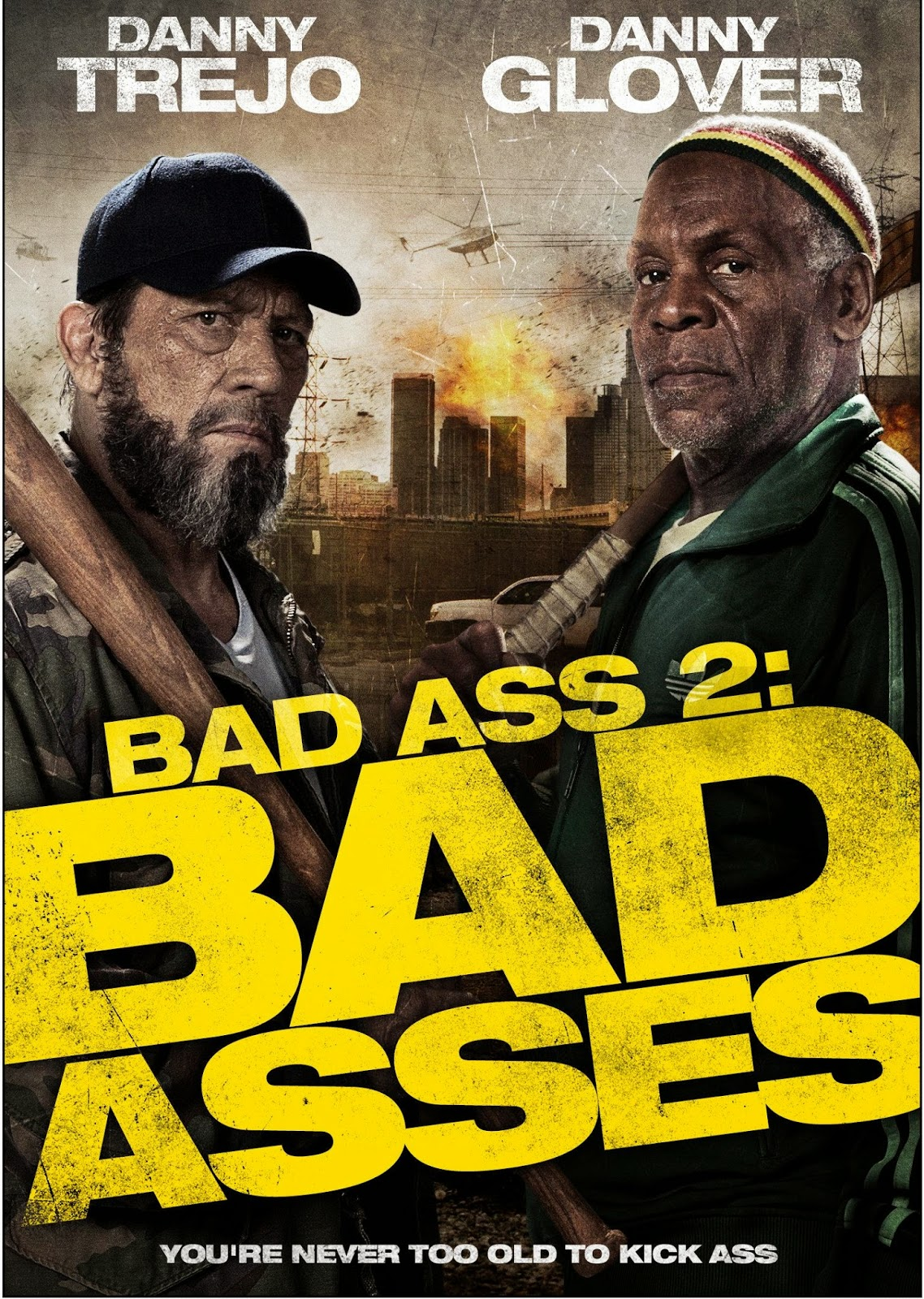 Download Bad Asses 2 (2014) 720p HDRip