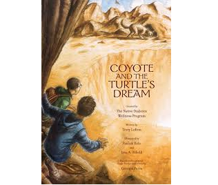 Free Coyote and the Turtle's Dream Book