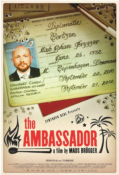 Filme Poster O Embaixador DVDRip XviD & RMVB Legendado