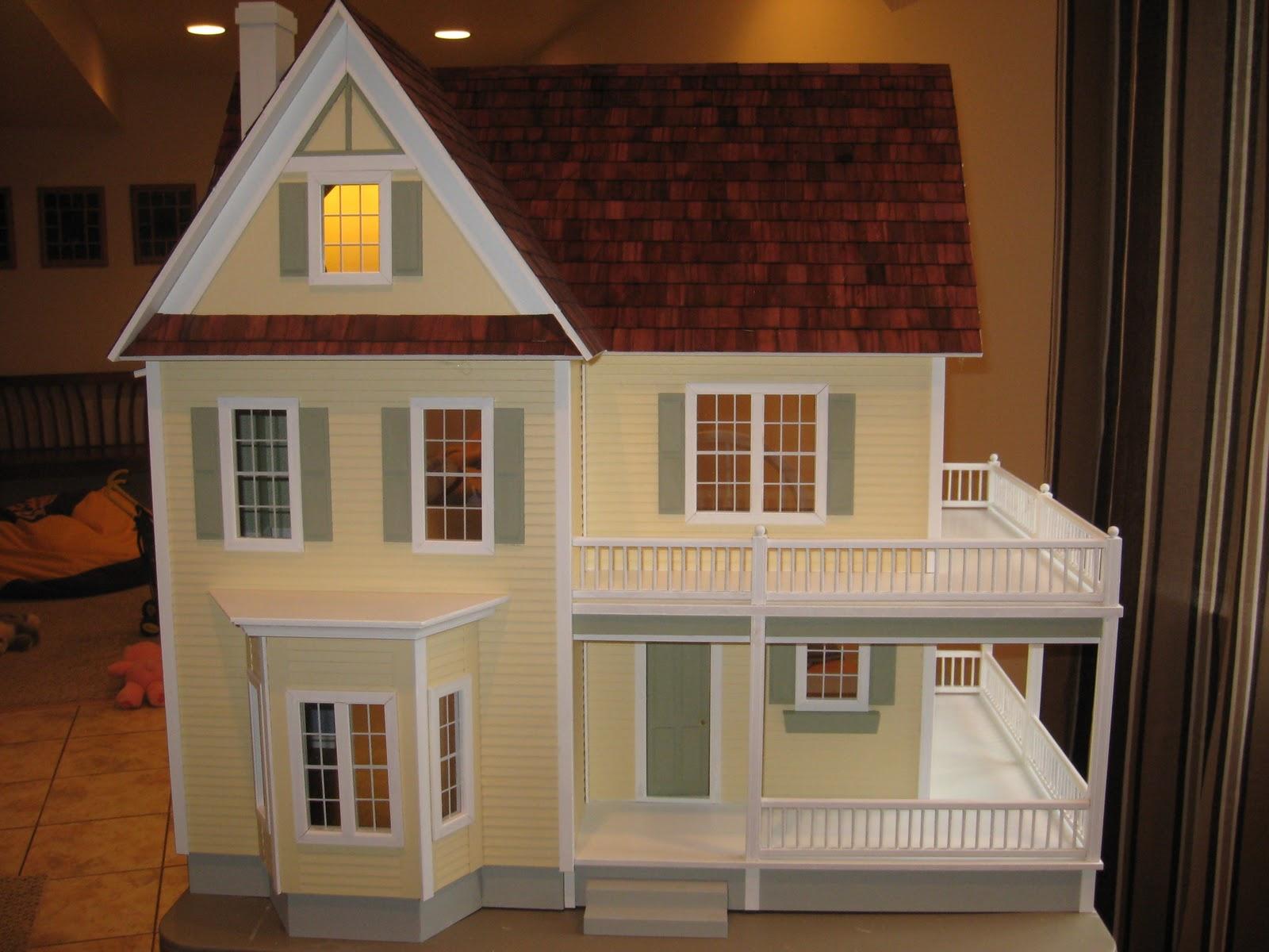 Little Darlings Dollhouses Victoria S Farmhouse