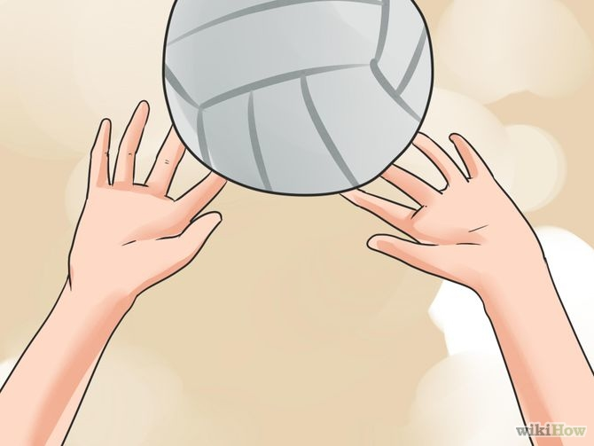 Want To Be A Volleyball Star 2015