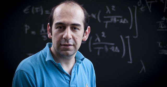 Niayesh Afshordi. Credit: Perimeter Institute for Theoretical Physics