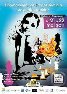 Echecs à Chalons : le Trophée Roza Lallemand