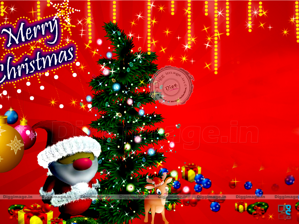 Santa Claus Pictures And Wishes Happy And Merry Christmas Cards Free