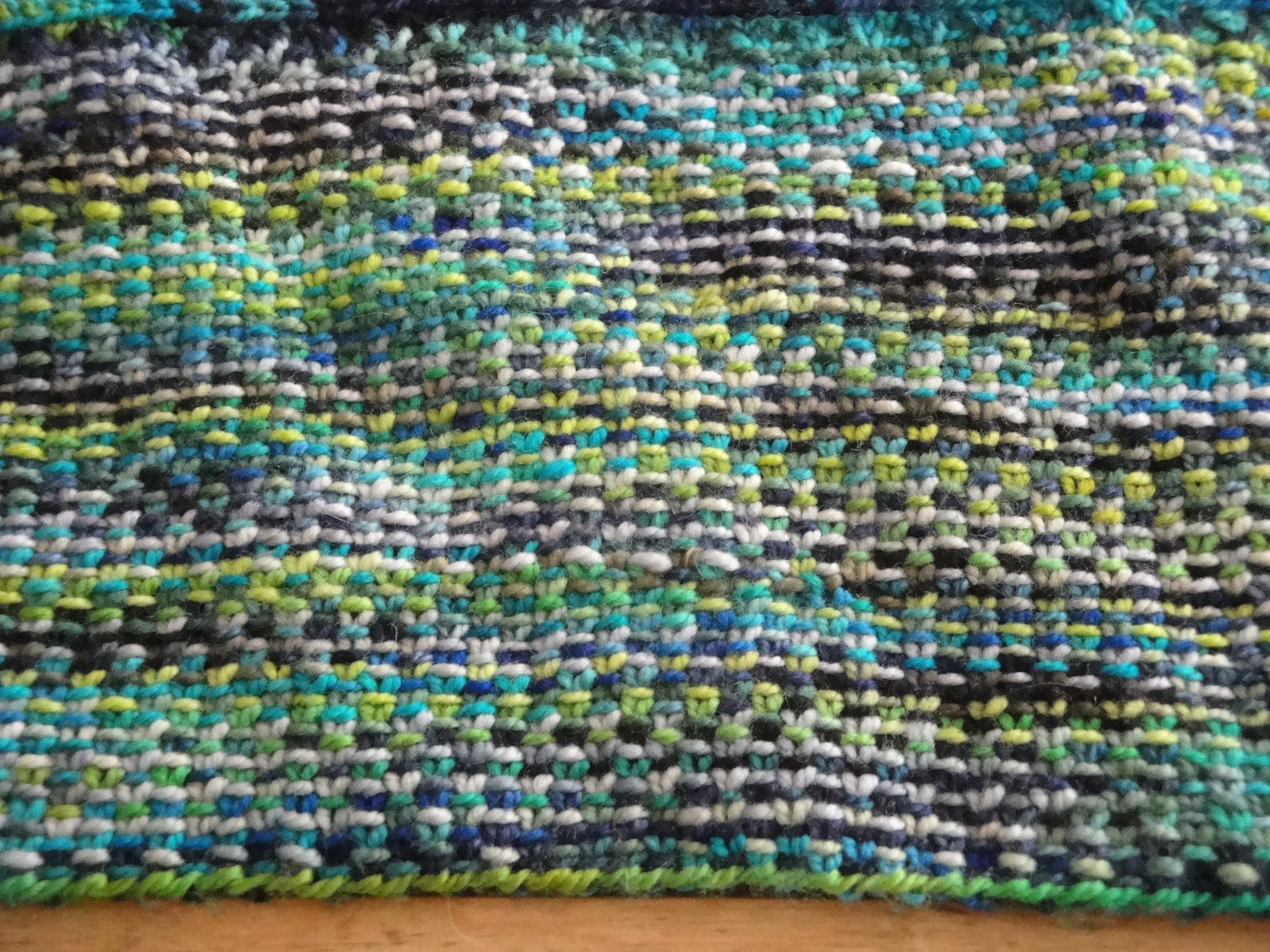 kyarns: Free Linen Stitch Scarf Pattern & LOTS of Tips To Make It!