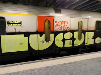graffiti LUCIDE - WUFC SDK YKS