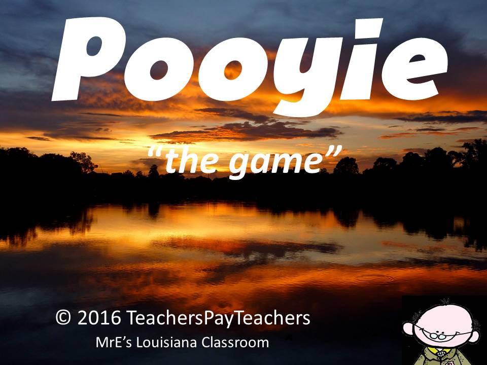 Pooyie