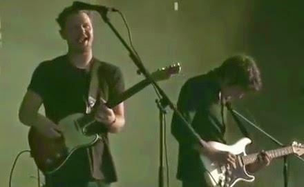 להקת אלט ג'יי (Alt-J) בישראל - אוגוסט 2015