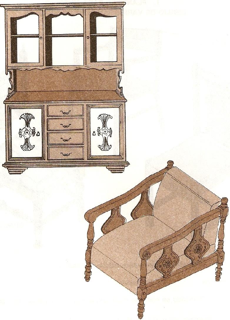 Como disear muebles muebles para casa de muecas mdf kit for Programa para fabricar muebles de melamina gratis