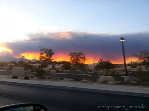 Carpenter 1 Fire La Vegas