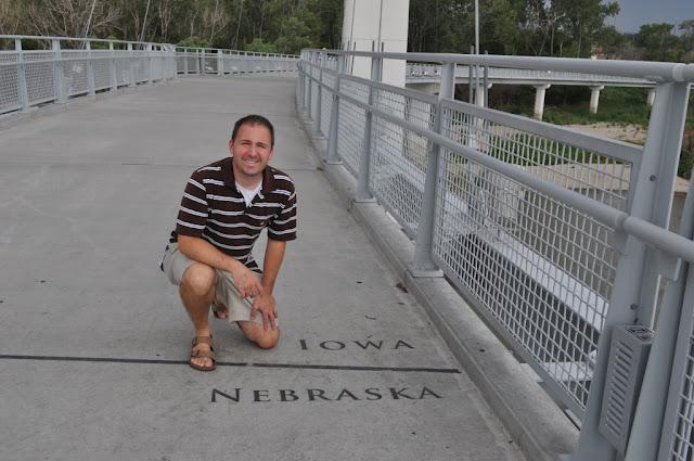 Omaha, NE: Bob Kerrey Pedestrian Bridge
