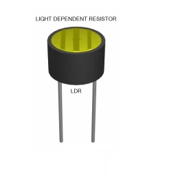 LDR(LIGHT DEPENDENT RESISTOR) TUTORIAL ABOUT WORKING PRINCIPLE AND ...
