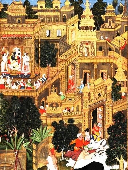 Lost City Dwaraka