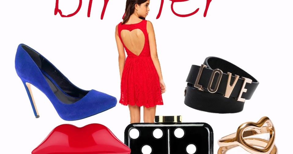 Runaway: St valentine's day: romantic dinner outfit