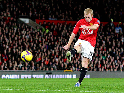 Paul Scholes wallpapers-Club-Country