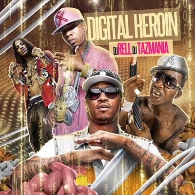 VA-DJ_Rell-Digital_Heroin-(Bootleg)-2011