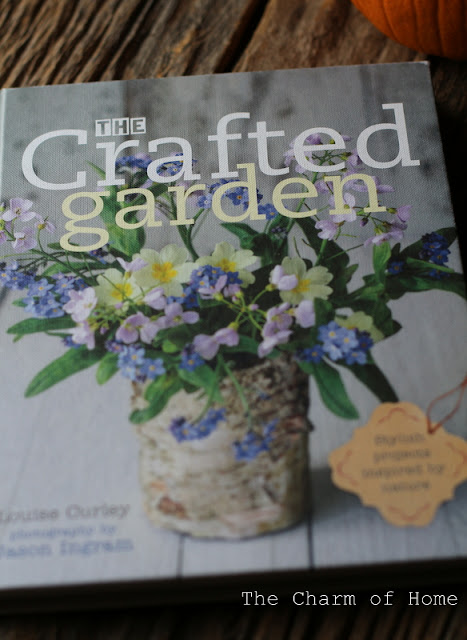 The Crafted Garden by Louise Curley