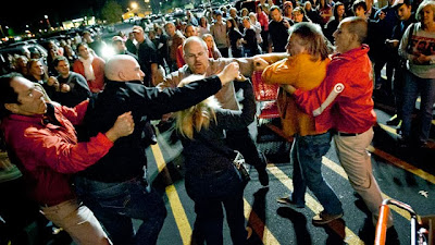 Fights at Walmart and Other Retailers Over Black Friday Sales