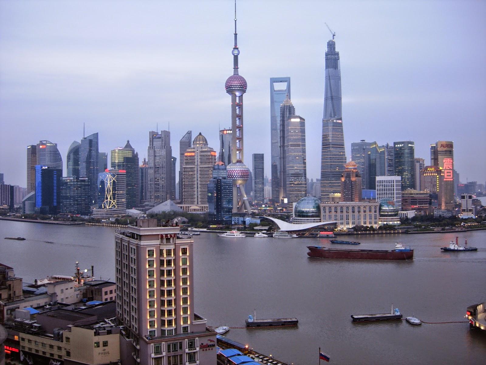 shanghai: tutti pazzi per lo shopping!